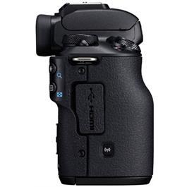 Canon EOS M50 Mirrorless Camera Body - Black Thumbnail Image 3